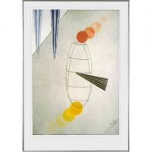 Kleurenets: the_voice, 56 x 78 cm