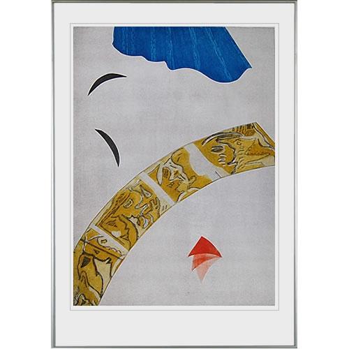 Kleurenets: Window, 56 x 78 cm