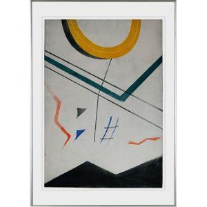 Kleurenets: Motion, 56 x 78 cm